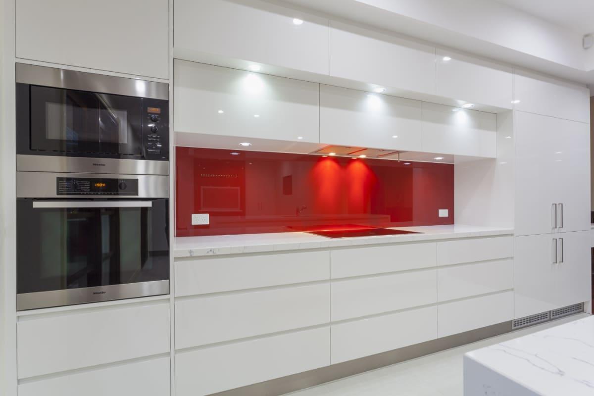 voorbeeld keukenkasten