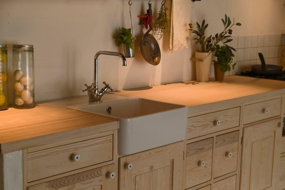keuken zandstralen advies prijzen voorbeelden